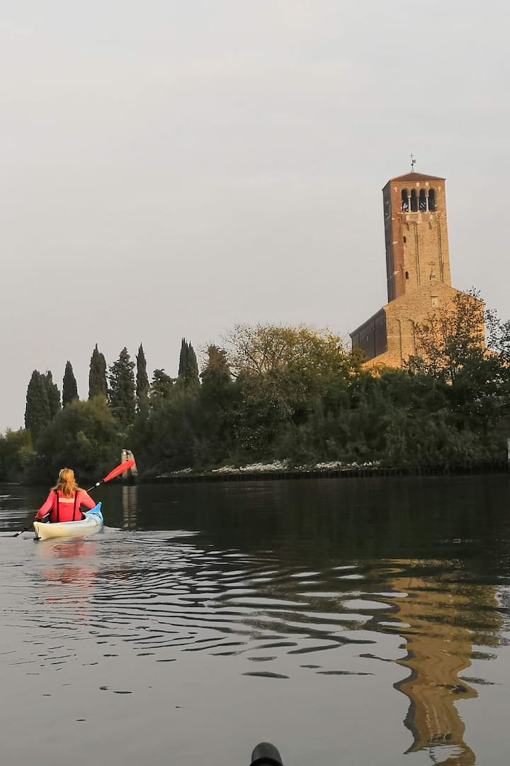 behind torcello