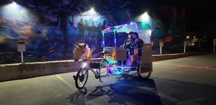 Mowgli Adventures: Bike Carriage Tours