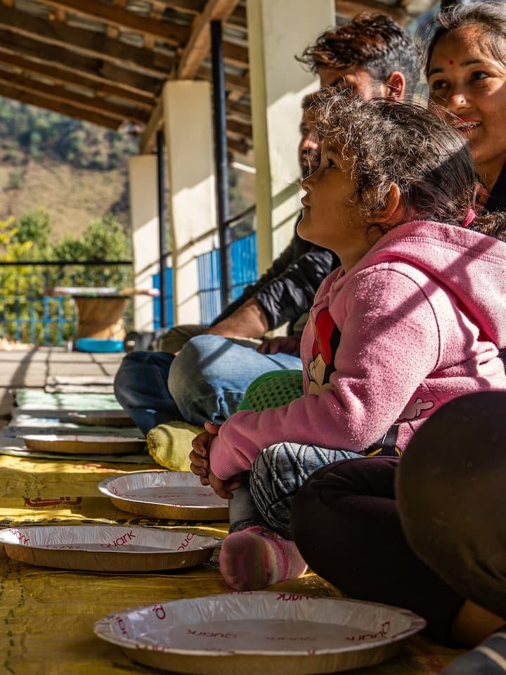 Himachali lunch