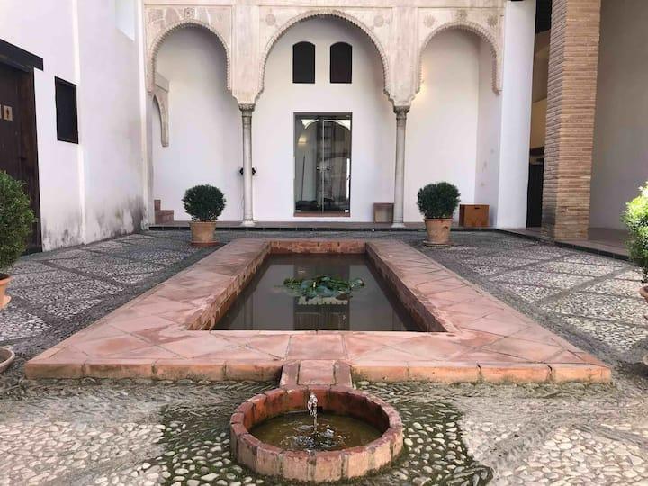 moorish house Dobla de Oro