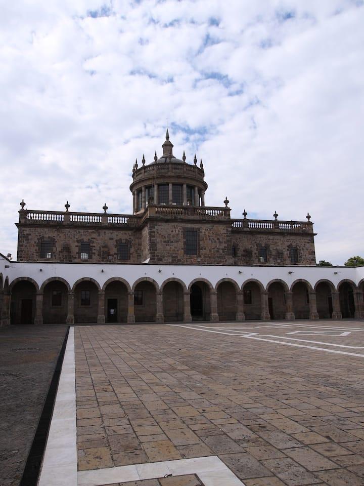 Museo Cabañas (UNESCO)