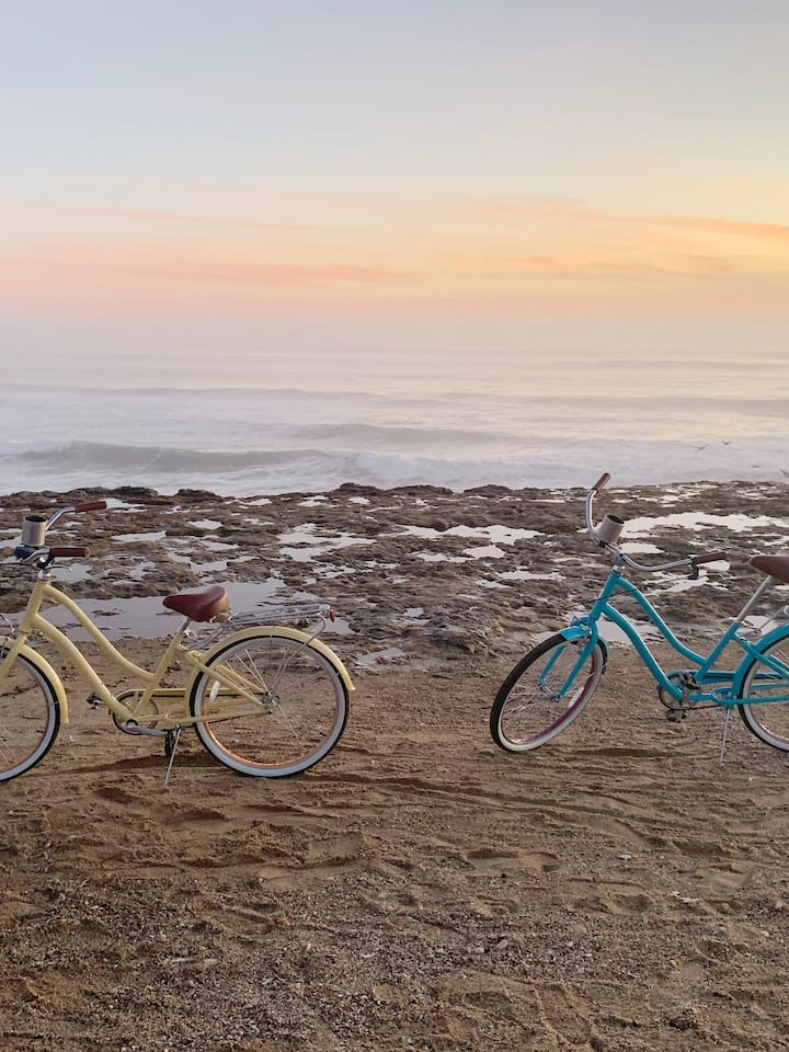 The 4:30 Sunset Bluff Bike Cruise