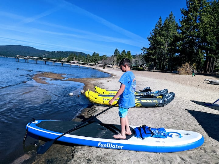 1 SUP BOARD or Kayak ALL DAY LONG!