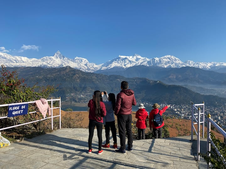 Our gusts will enjoy Annapurna ranges