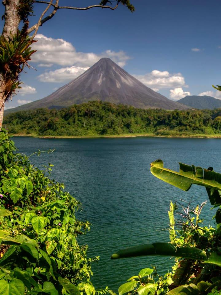 Lago del Arenal