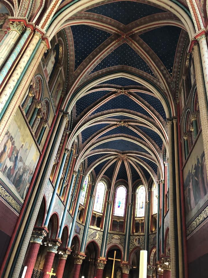 Église St Germain de Prés