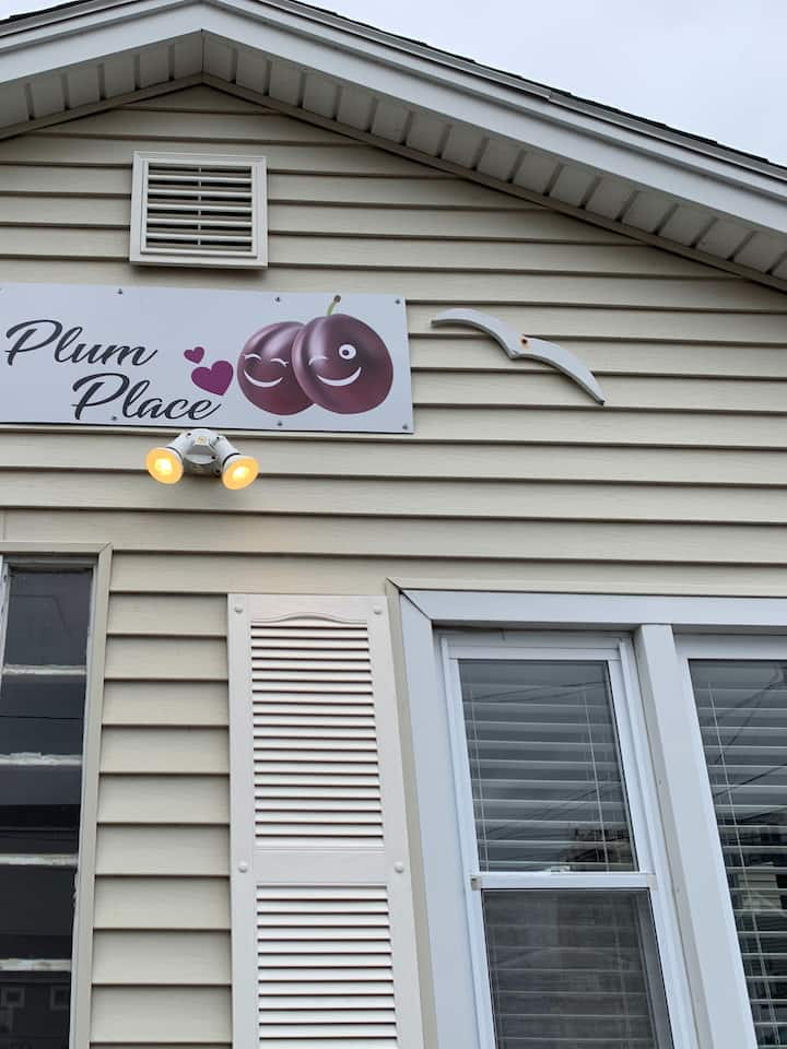 Join me at Plum Place