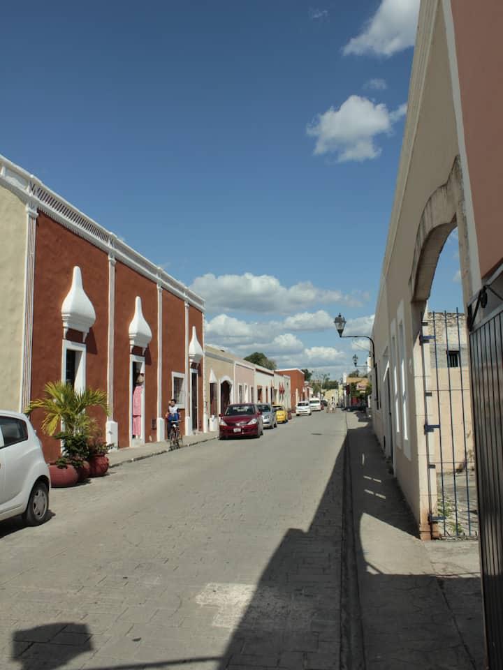 Valladolid city