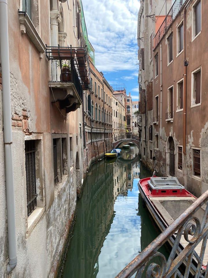 Tiny canals