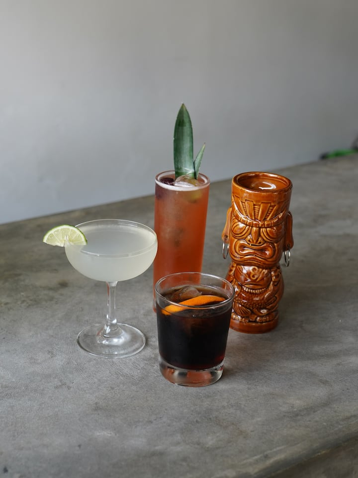 Learn to make these cocktails from home!
