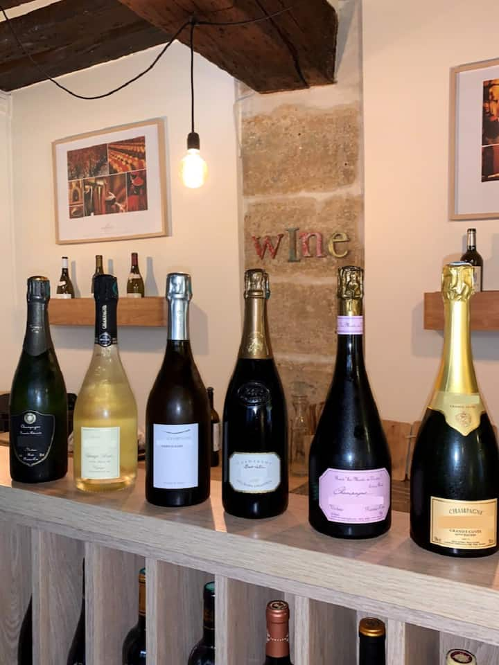 Discover different styles of Champagne