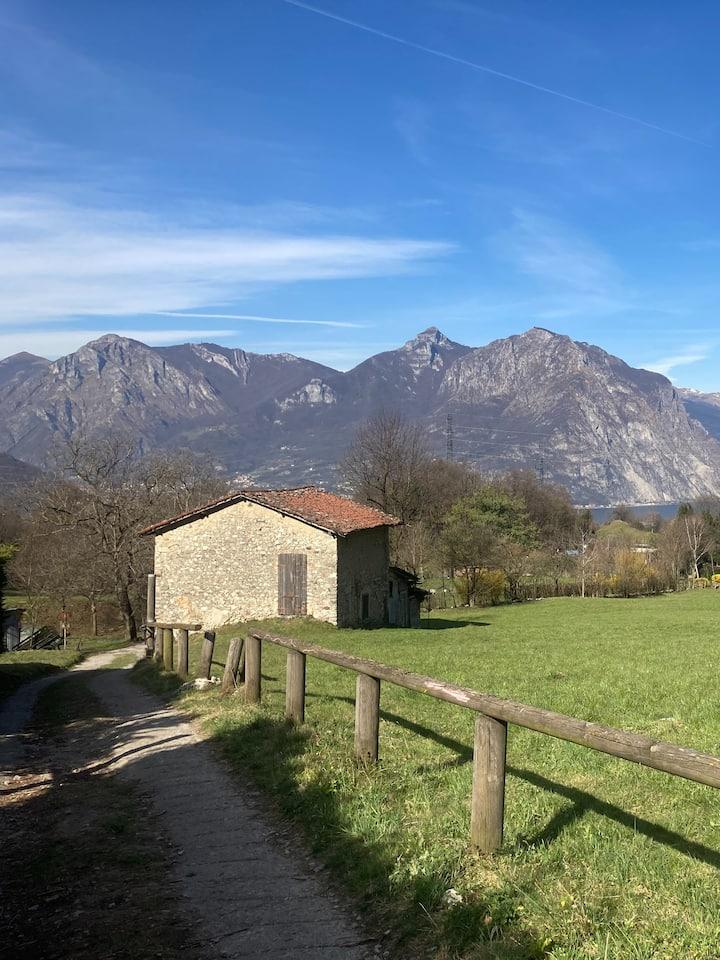 Virtual trekking Neguggio valley