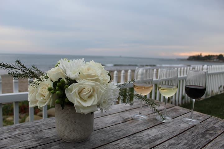 Beautiful table set up just for you!
