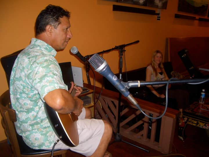 Papa Lew leading Local music events