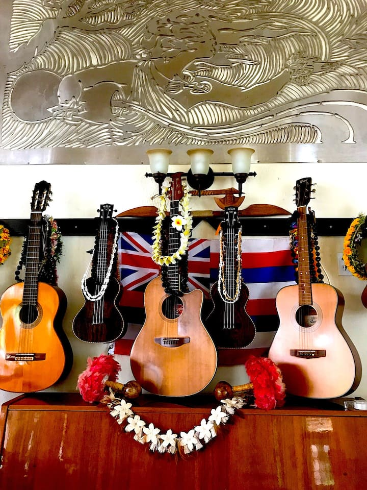We are a family of lifetime musicians