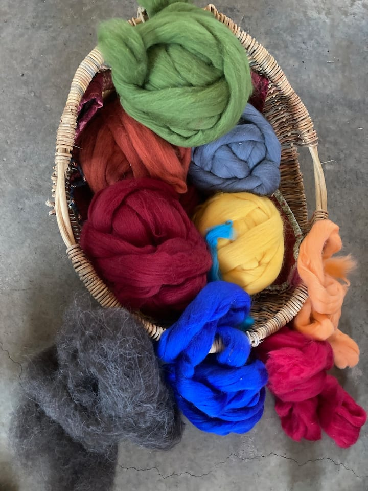 many choices of wool