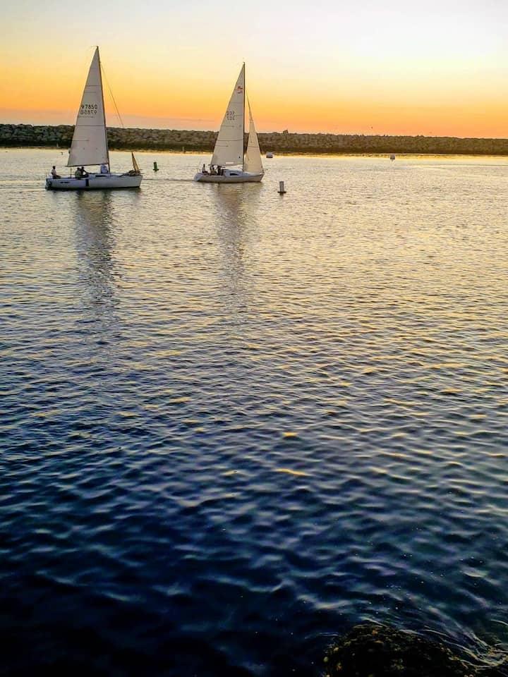 Epic  evening Sunset