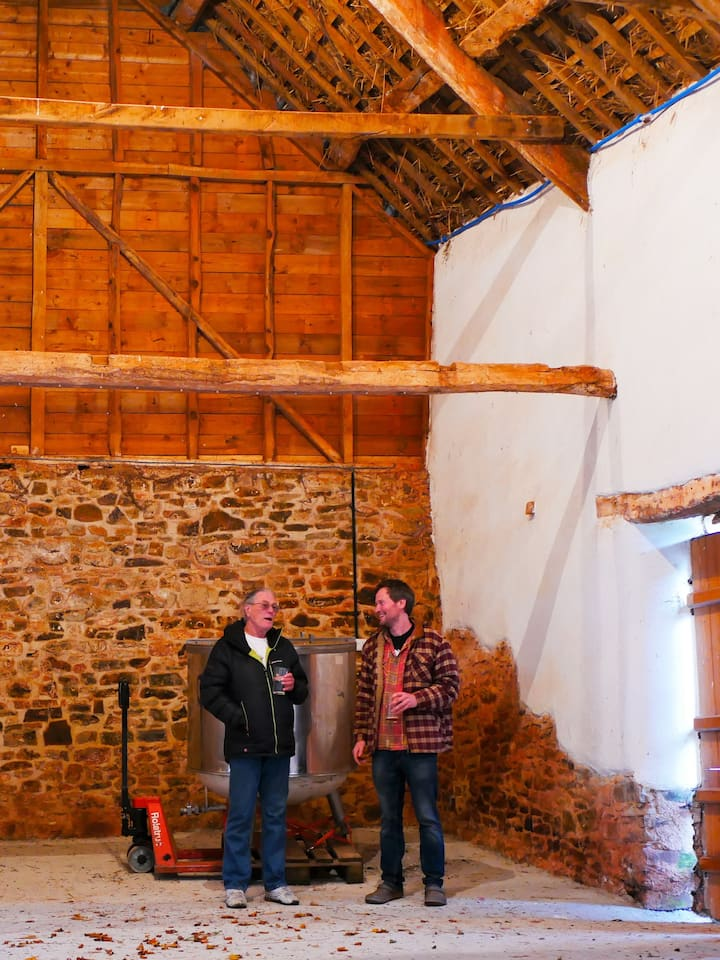 View our historic barns