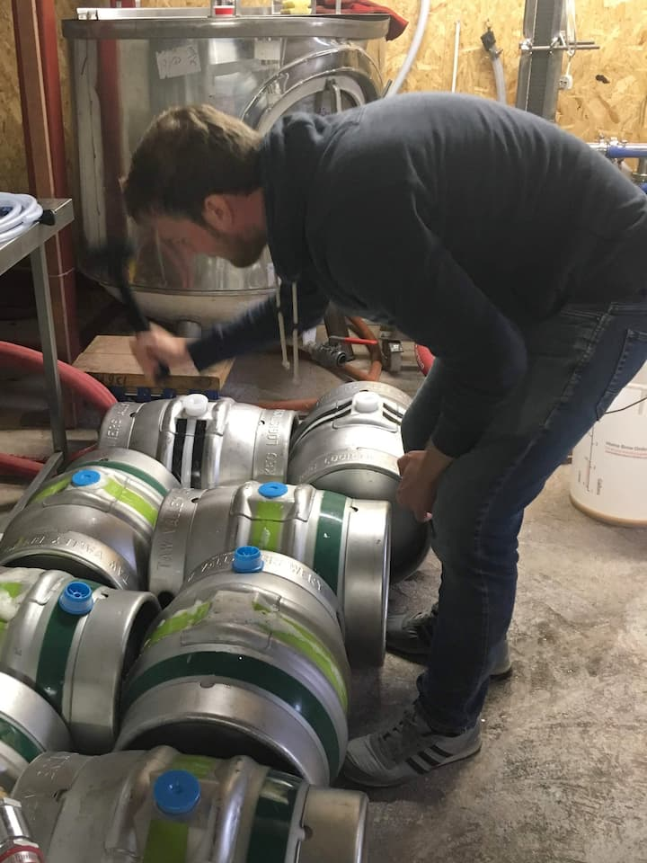 How traditional casks are used