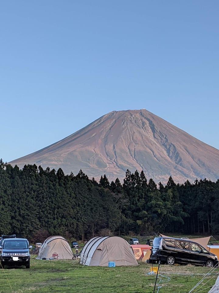 Mt.Fuji(summer) 夏の富士山