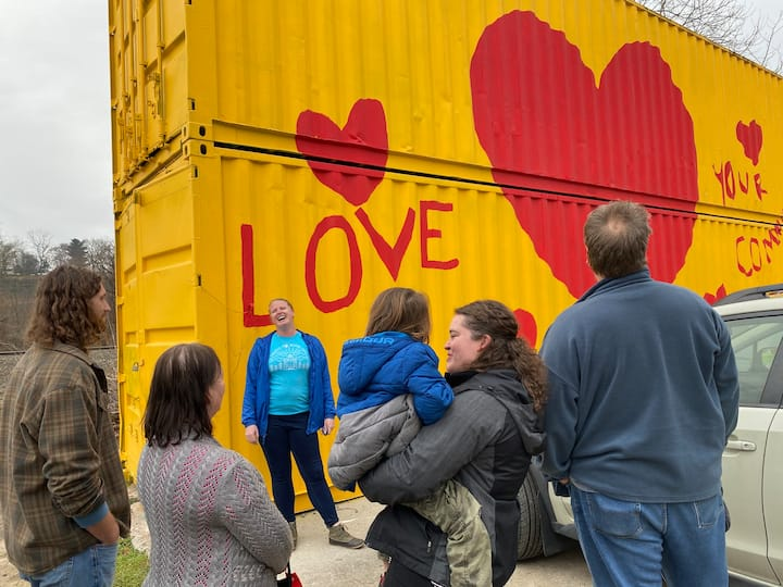 Love Container