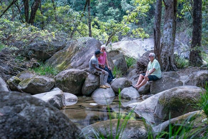 Mossman Gorge and Daintree rainforest