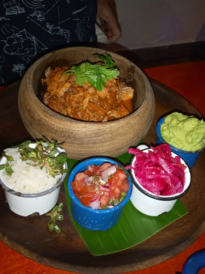 Delicious Cochinita Pibil