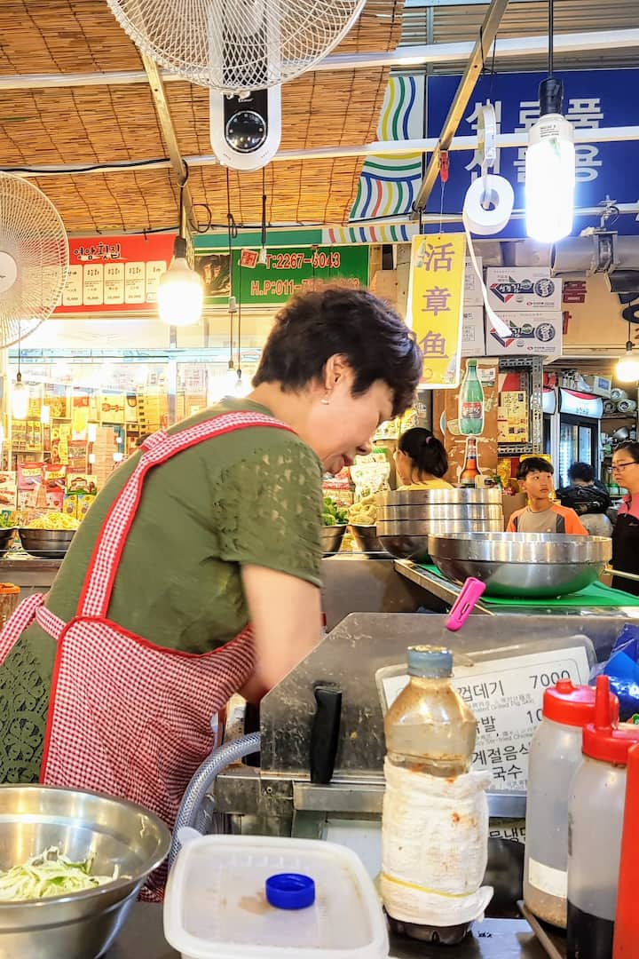 Vendor In Market