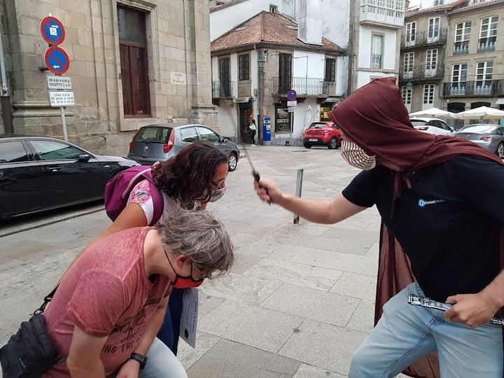 El Misterio de Compostela