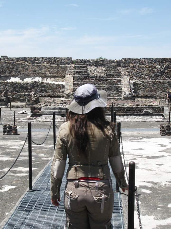 Experimentando el México Ancestral