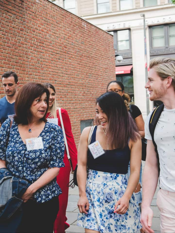 Guided walks in Philly's neighborhoods