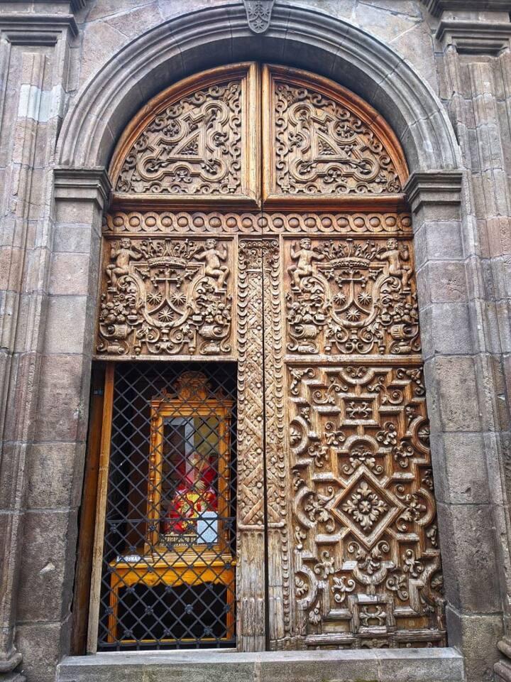 barroque doors