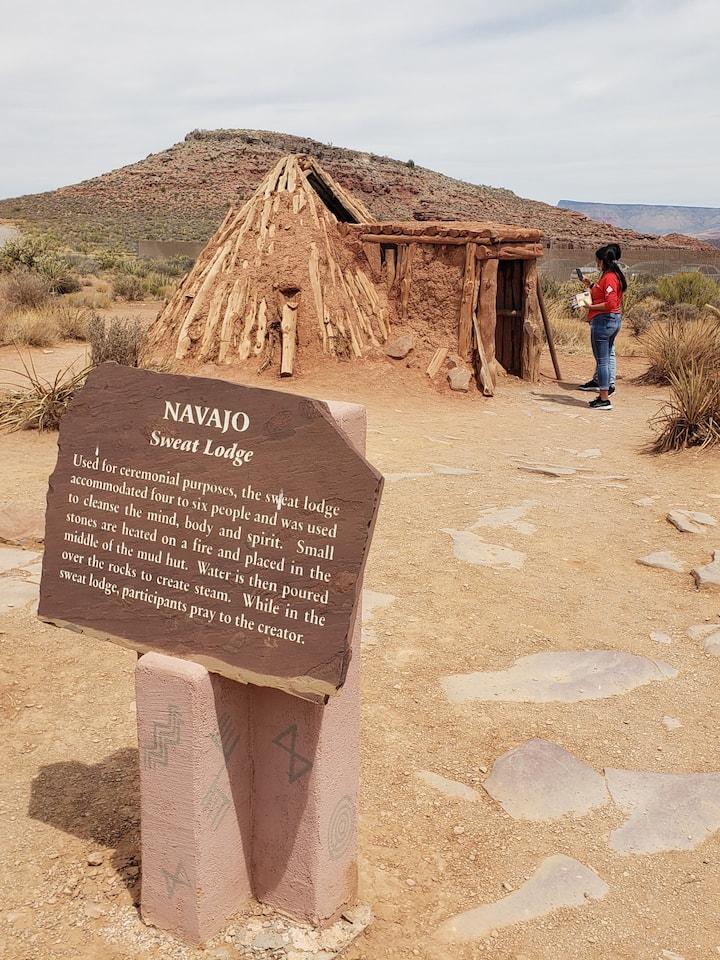 Navajo Sweat Lodge
