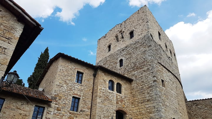 Real middle age castles