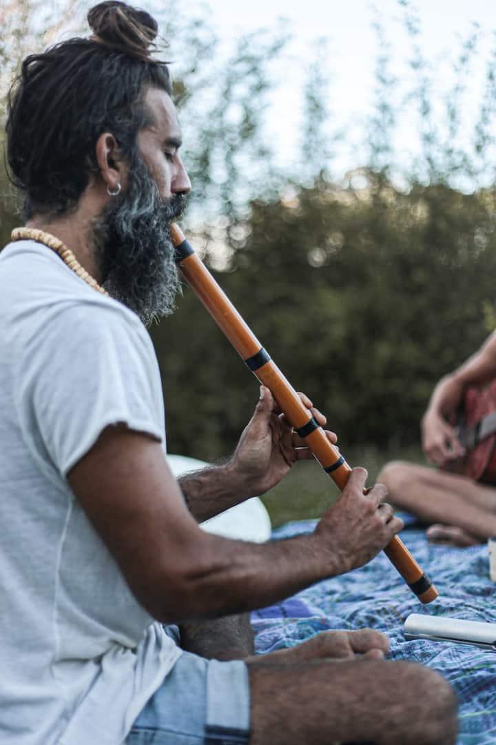 Local shaman, Marito
