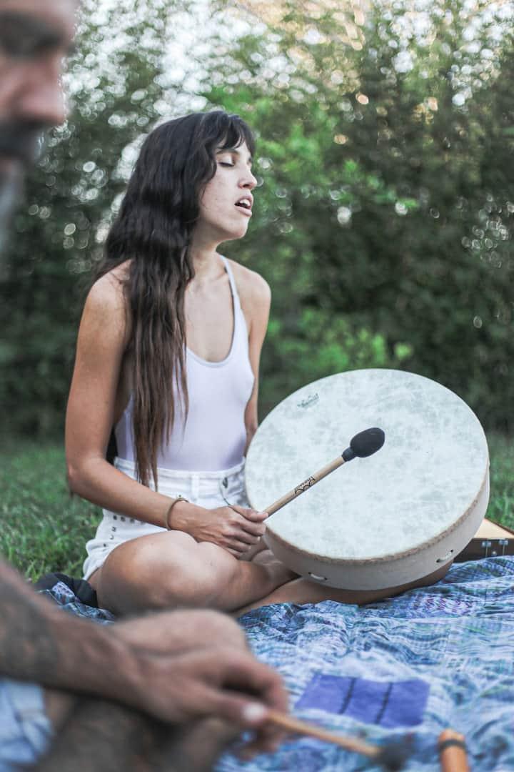 Local musician, Sofia