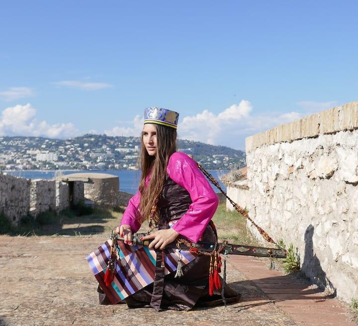 tenue traditionnelle