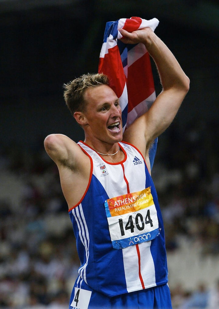 Winning Gold in Athens 2004