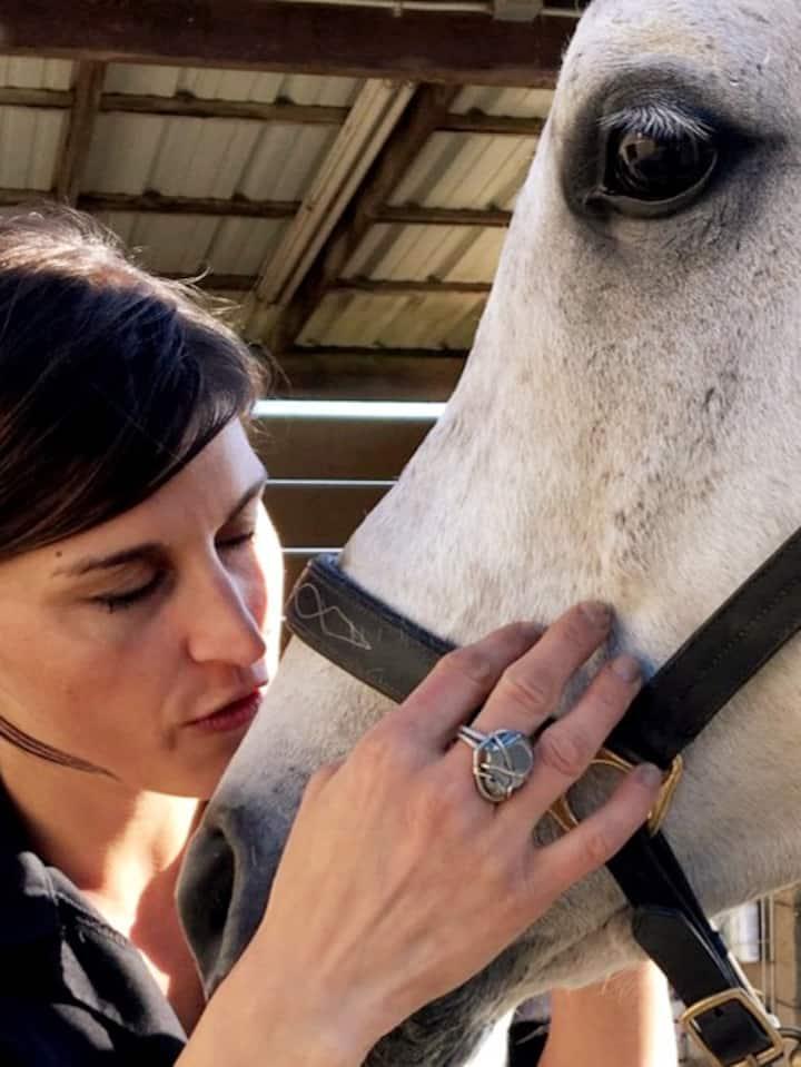 Le cheval pour connaître nos émotions