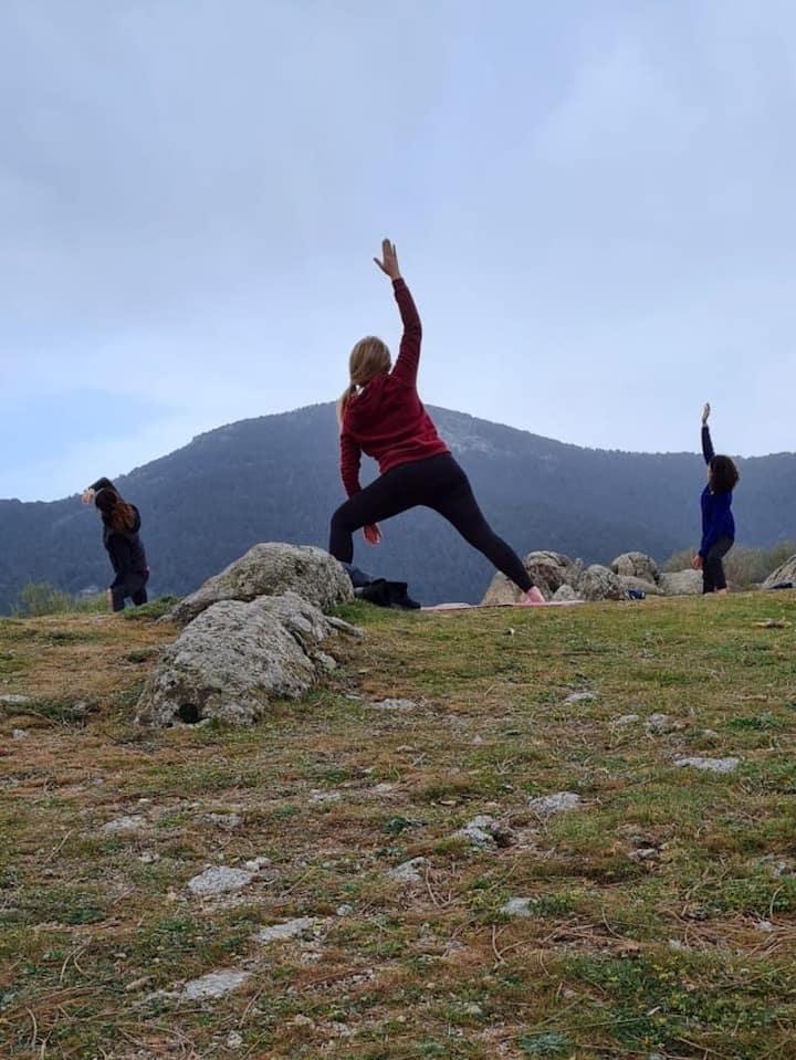 Yoga por la mañana