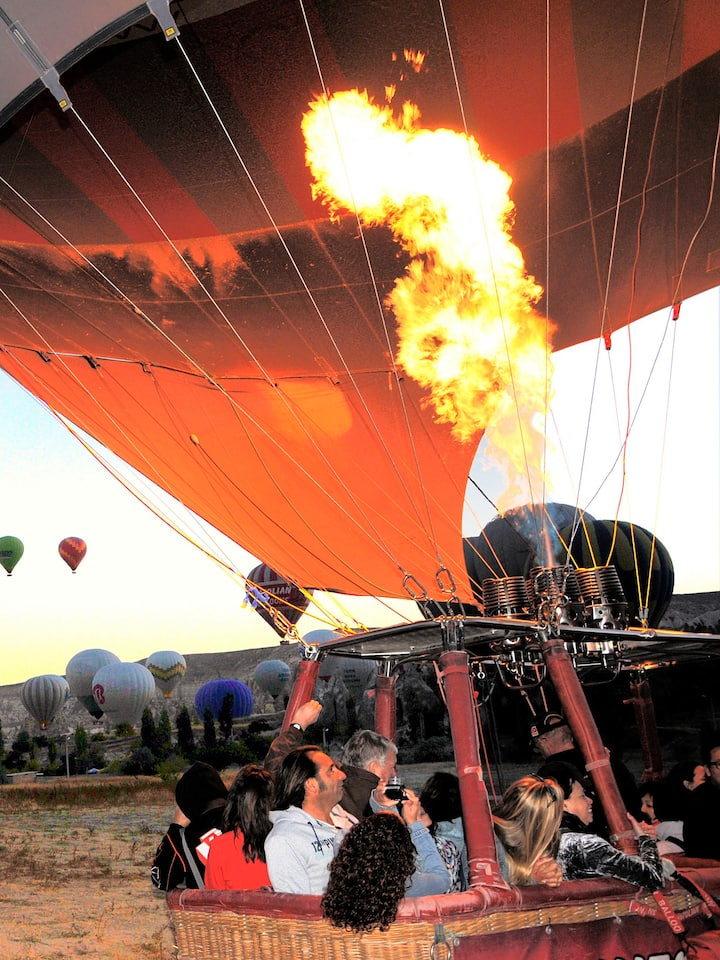 diğer balon manzaraları