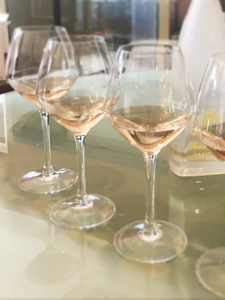 le meilleur rosé du Languedoc!
