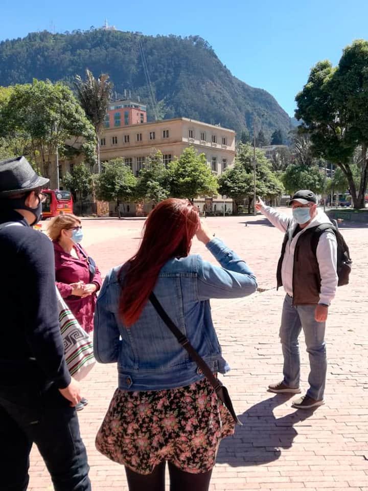 Journalists Park, Monserrate