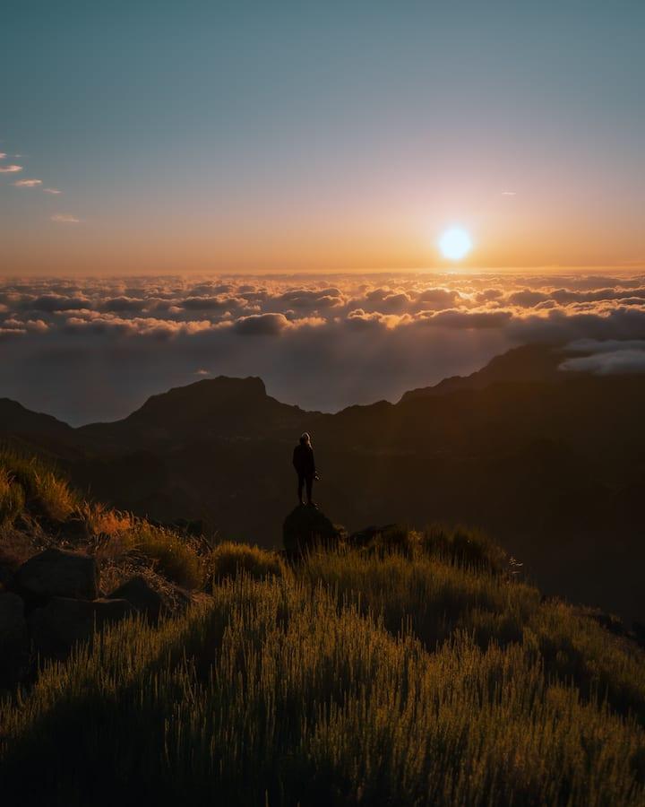 Sunrise Pico Areeiro