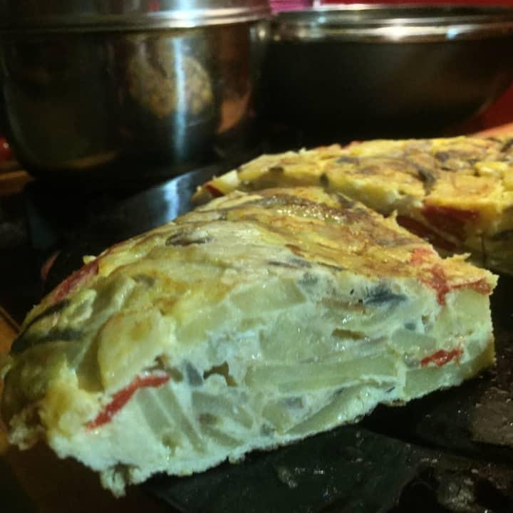 my tasty tortilla de patatas