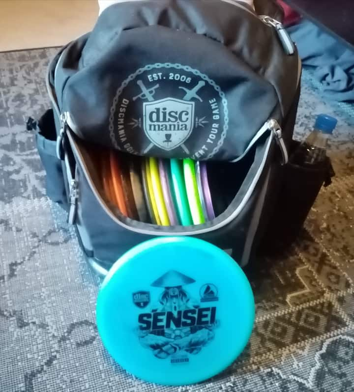 Selection of various high-quality discs
