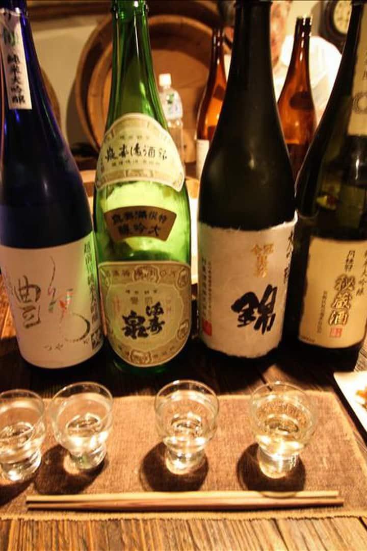 Nihonshu Selection