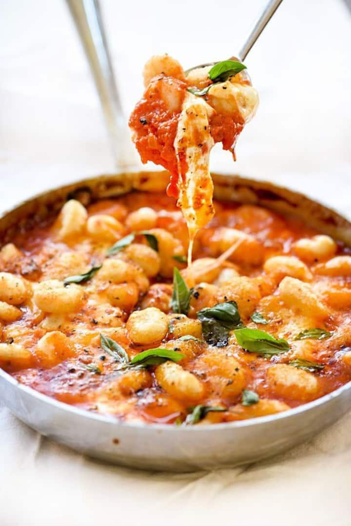 Sorrento gnocchi. Perfect cooking!
