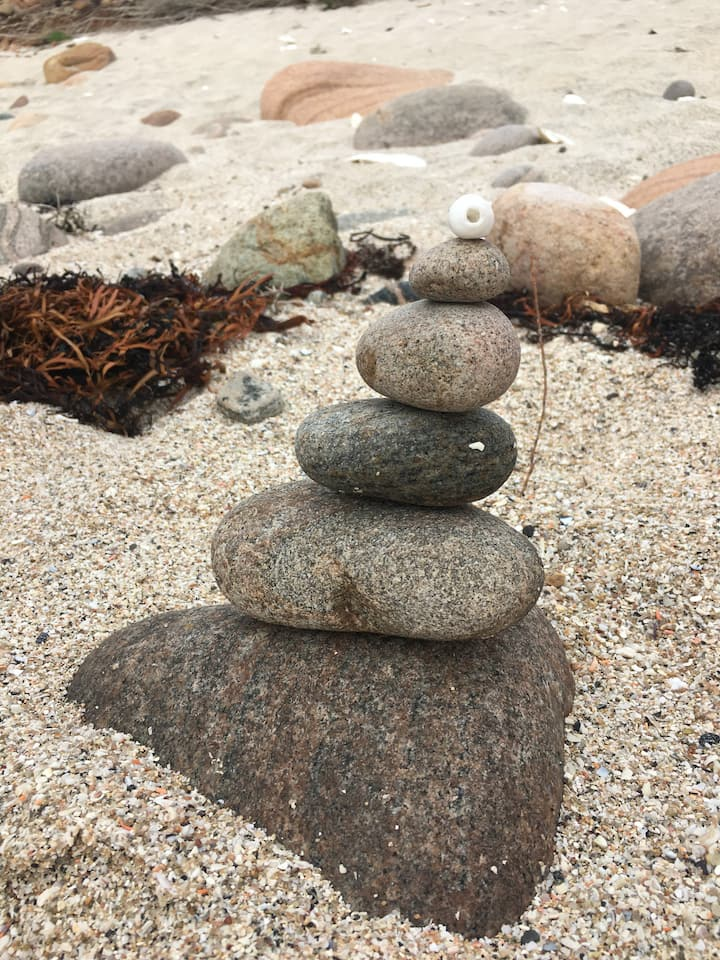 Find balance in nature