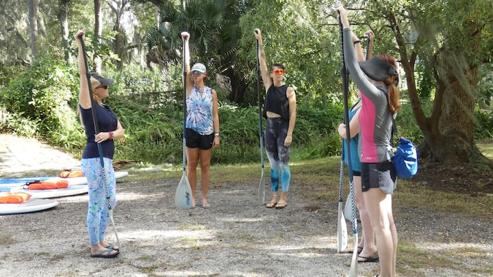 Learn everything you need to know to paddle safely and effectively